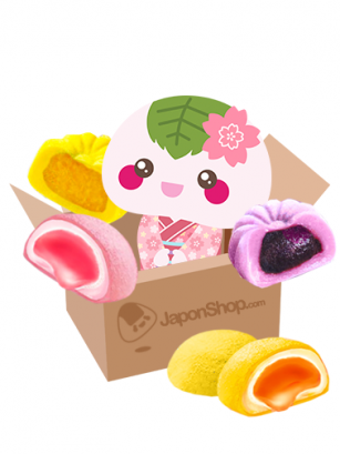HAPPY TREAT Mochis Caja Sorpresa | Pedido GRATIS!