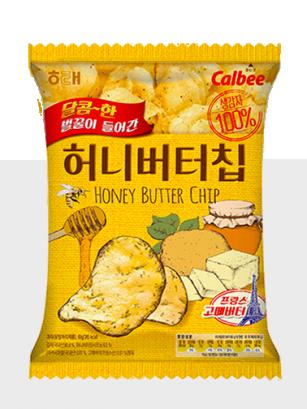 Patatas Fritas con Mantequilla y Miel  | Honey Tong Tong | Nº1 en Corea