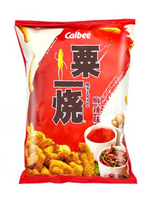 Snack estilo Cheetos al Grill Estilo Kimchi
