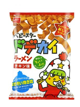 Snack Japonés de Ramen de Pollo | 89 grs