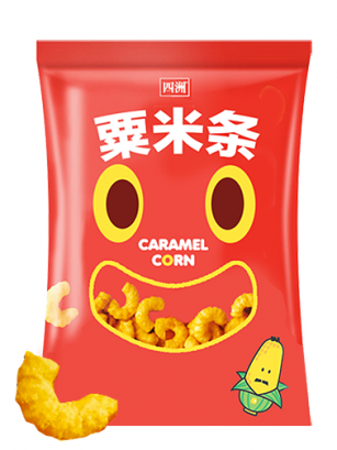 Snack Happy Caramel Corn