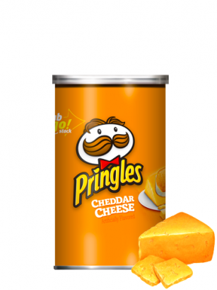 Pringles Genuine Sabor a Queso Cheddar 71 grs