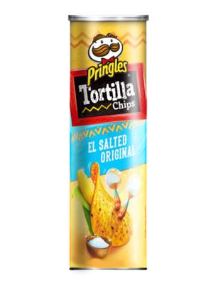 Pringles de Maíz Nachos Salted Style 160 grs.