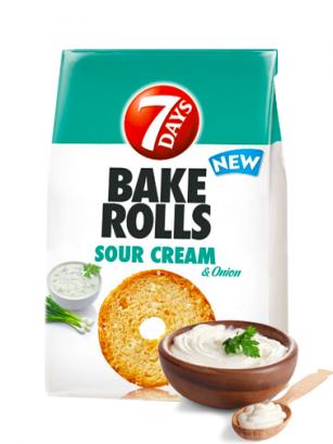 Chips de Pan Tostado con Sabor a Crema Agria 80 grs