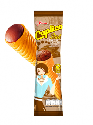 Snack Ice Cream Choco | Pocket Caplico 11 grs