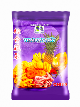 Chips Fruit Tropical Mix (5 variedades) | Extra
