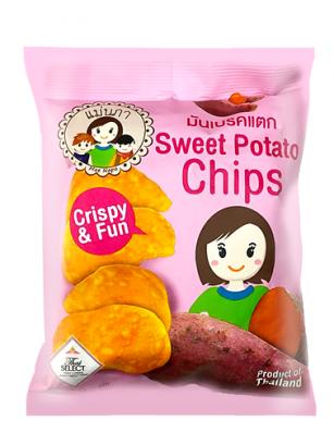 TR Thai Foods Chips de Boniato