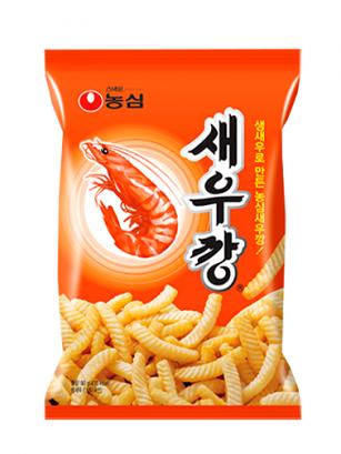 Snack Coreano Sabor Gambas a la Parrilla | Nongshim Seawu Kang
