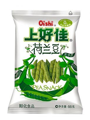 Snack de Sayaendō (Guisante Verde Japonés)