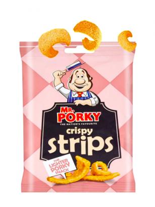 Cortezas de Cerdo Crispy | Mr. Porcky 40 grs | Pedido GRATIS!