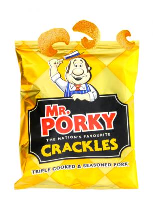 Cortezas de Cerdo 3 Frituras | Mr. Porcky 45 grs | Pedido GRATIS!