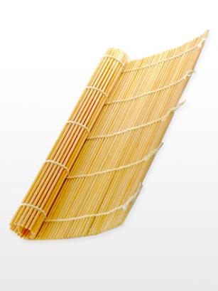 Esterilla Artesanal Makisu de Bambú