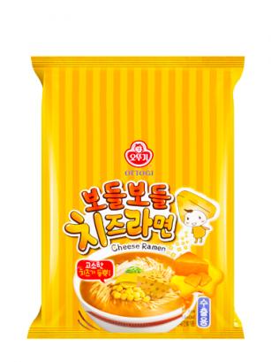 Ramen Coreano de Queso | Cheese Ramyun