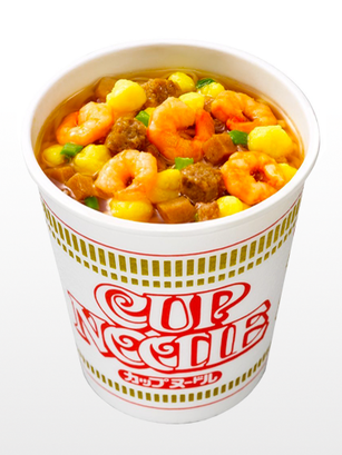 Nissin Cup Noodles | Receta Japonesa