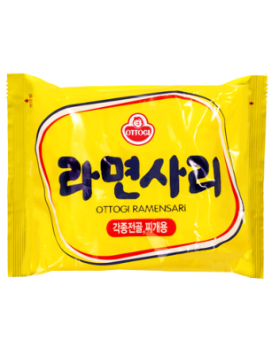 1 Racion Fideos Ramen Coreano
