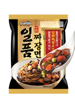 Ramen Coreanos Salteados con Carne y Salsa Chajang Fresca | Gold Premium