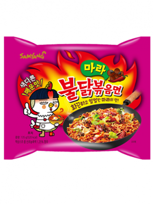 Ramen Coreano Salteado Wok Ultra HOT Salsa China | Bag | Pedido GRATIS!