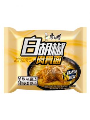 Fideos Ramen Costillas Pimienta Negra | Premium 103 grs