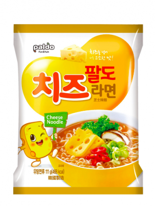 Ramen Coreano de Queso | Cute Cheese Ramyun