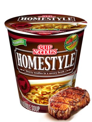 Big Cup Noodles Cup Ternera | Receta Casera