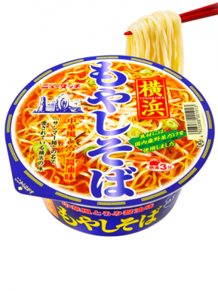 Fideos Ramen Soba Yokohama Tradicional | Serie Nihon Selected