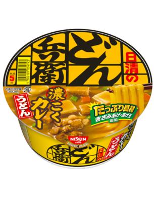 Fideos Udon Donburi Kitsune al Curry