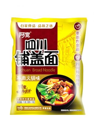 Tallarines Chinos Veganos Sabor Ternera Pollo | Chili Hot Bag