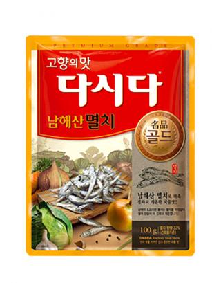 Caldo Coreano Dashida de Anchovetas