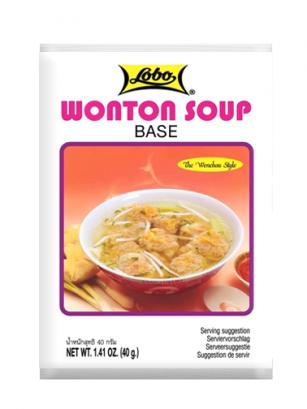 Preparado de Sopa de Wonton 40 grs