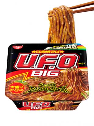 Fideos Yakisoba UFO | Formato BIG