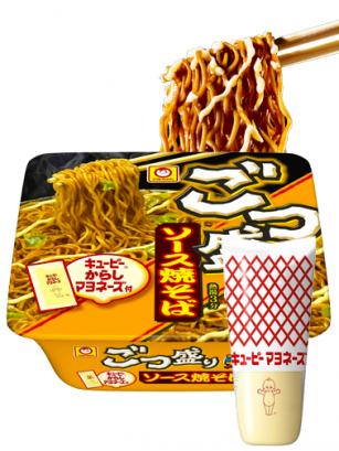 Fideos Yakisoba Matsuri con Mayonesa Kewpie