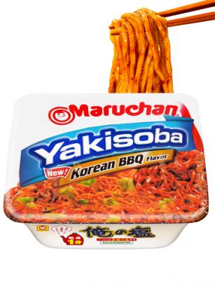 Fideos Salteados Yakisoba BBQ Coreana | Nº1 Mundial