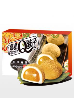 Mochis Daifuku de Crema de Cacahuete | Sakura Box
