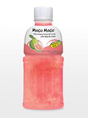 Bebida Mogu Mogu Pink Wayaba & Jelly