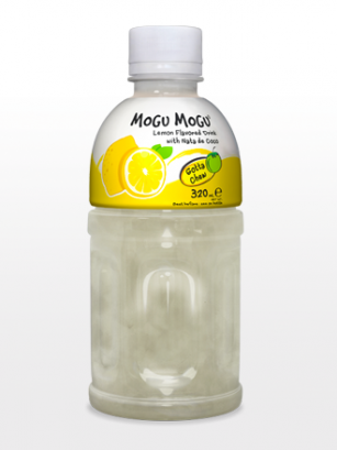 Bebida Mogu Mogu Lemon & Jelly