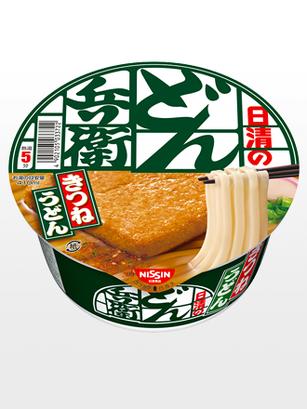 Fideos Udon Donburi Kitsune Naruto | Nihon Selected