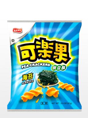 "Snack Twist Sayaendō estilo ""Fritos"" | Nori Tostada"