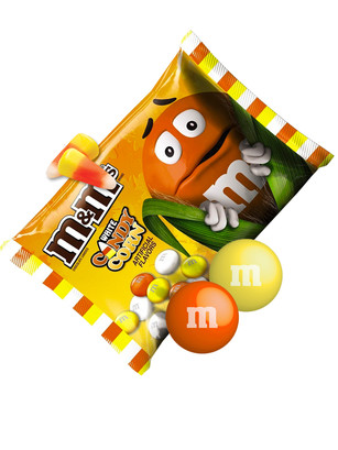 Chocolate Blanco y Candy Corn | Family Size 226 grs