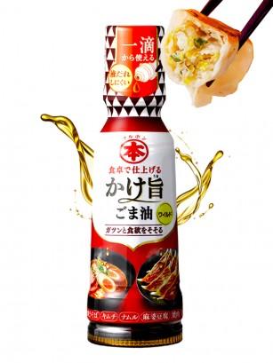 Aceite de Sésamo Goma Abura Intenso | Ramen y Gyozas 150 grs.