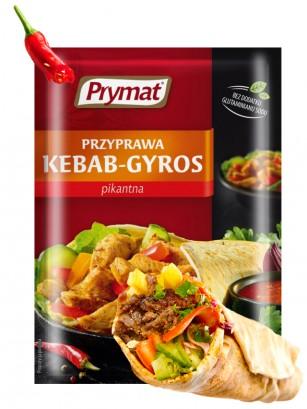 Preparado para Kebab | Picante 30 grs