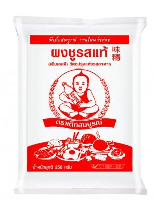 Condimento Glutamato Monosódico 250 grs.