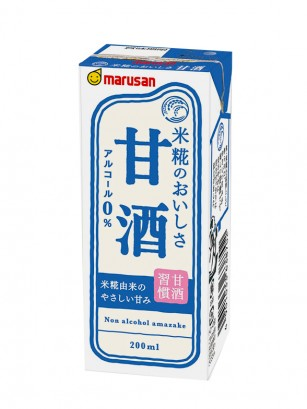 Bebida Amazake | Sin alcohol 200 ml. | Pedido GRATIS!