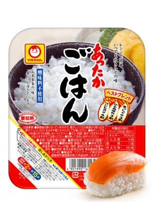 Arroz Japonés Cocido 1 Ración | 200 grs.