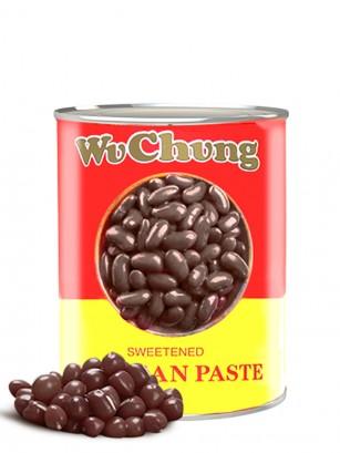 Crema Dulce de Judías Negras -Estilo Azuki- 510 grs.