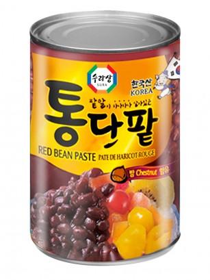 Judías Rojas Azuki con Castañas de Corea | 470 grs.