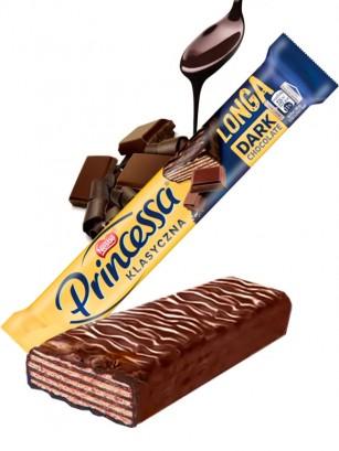 Barrita Princessa Chocolate Negro Nestle 41 grs