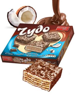 Cakes de Chocolatinas de Barquillo Chocolate y Coco 200 grs