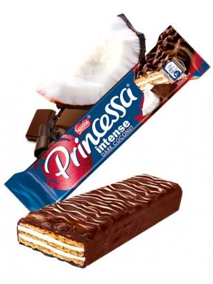 Barrita Princessa Chocolate Negro Nestle y Crema de Coco 30 grs.