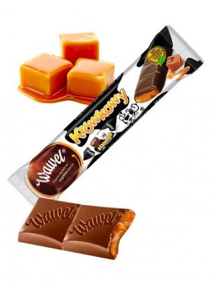 Chocolatina de Crema de Toffe con Leche 48 grs