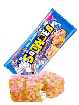 Barrita Rice Krispies con Unicornios de Nube | Pocket 28 gr.